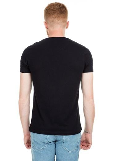 Five Pocket Tişört Siyah